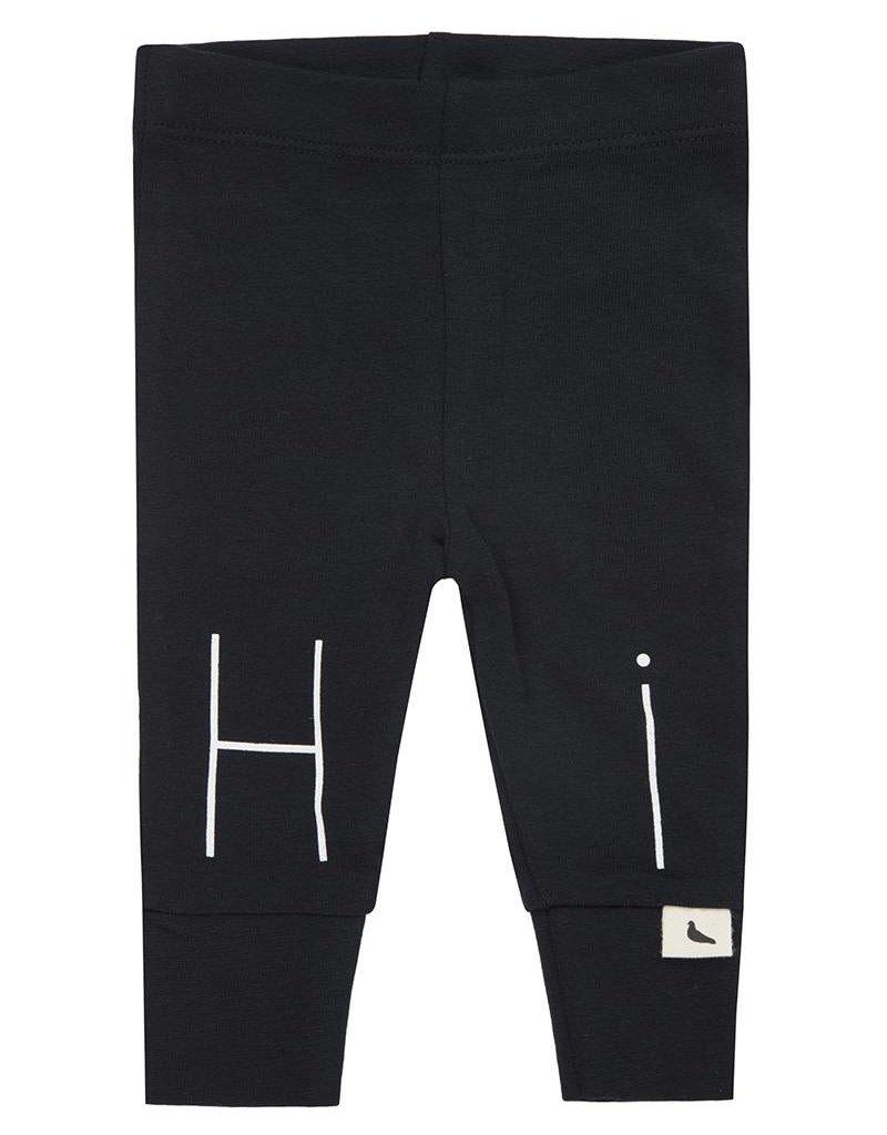Hi Legging - Black