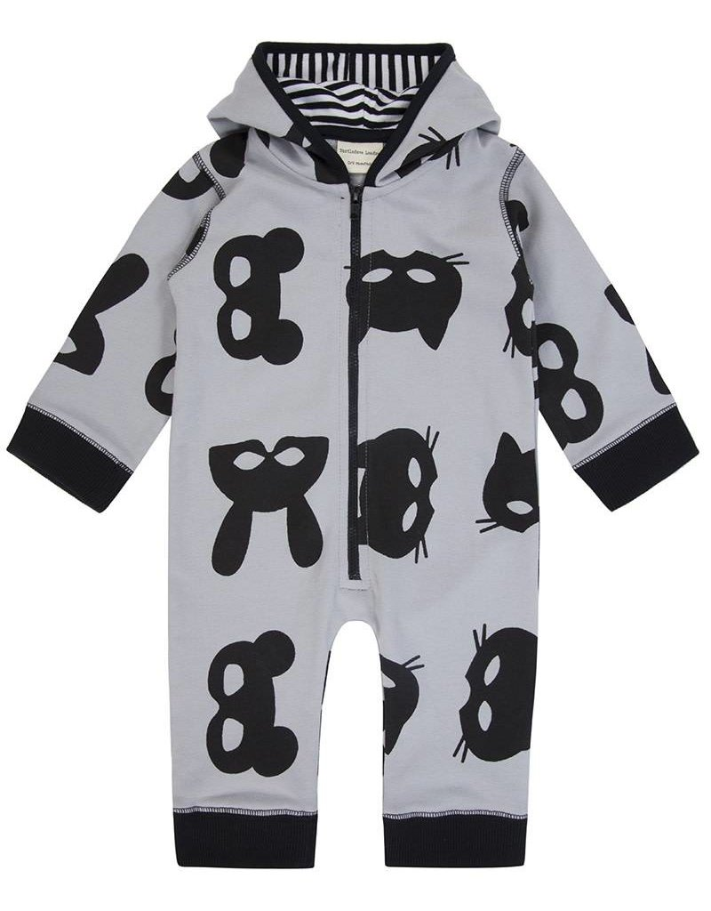Mask Print Outersuit