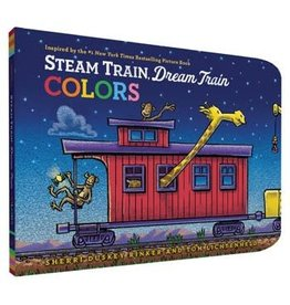 Chronicle Books Steam Train, Dream Train Colors