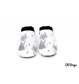 Mono Fox Booties