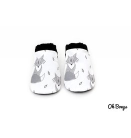 Oh Boeys Mono Fox Booties