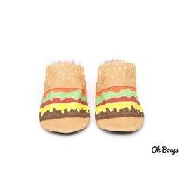 Cheeseburger Booties