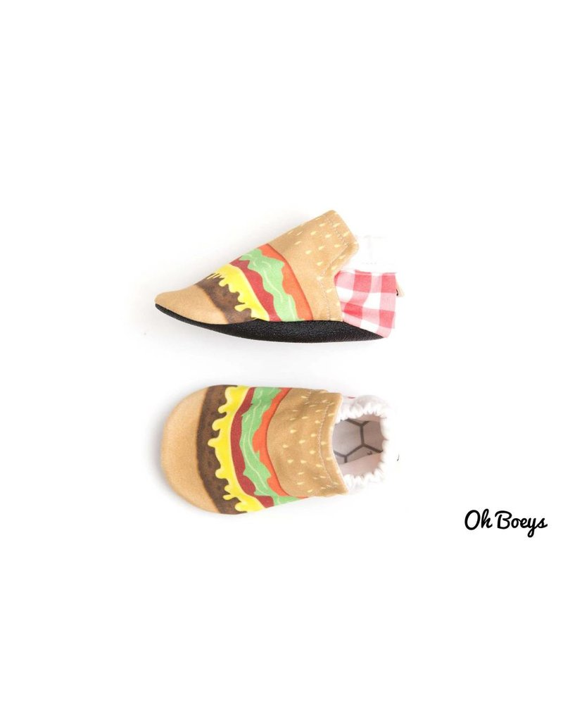Oh Boeys Cheeseburger Booties