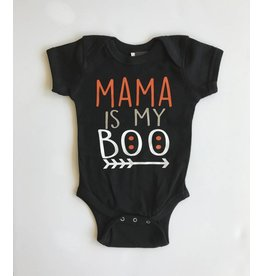 Mama is my Boo Onesie