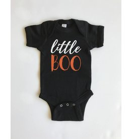 Signed by Ashley Little Boo Onesie