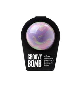 Da Bomb Bath Fizzers Groovy Bomb Bath Fizzer