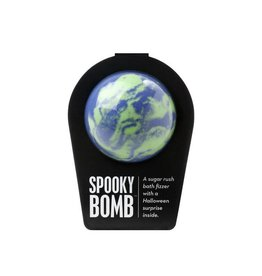 Spooky Bomb Bath Fizzer