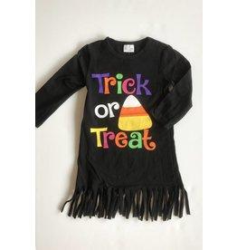 Trick-or-treat Tassel Dress