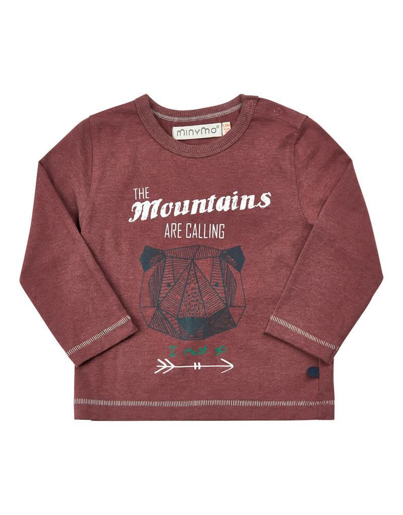 Mountains are Calling LS Tee