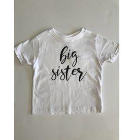 ND Tshirt Co Big Sister Shirt