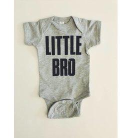 ND Tshirt Co Little Bro Onesie