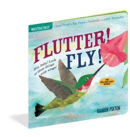 Workman Publishing Indestructibles: Flutter! Fly!