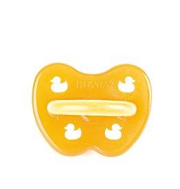 Hevea Duck Pacifier 0-3m
