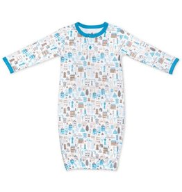 City Boy Sleep Gown 0-3m