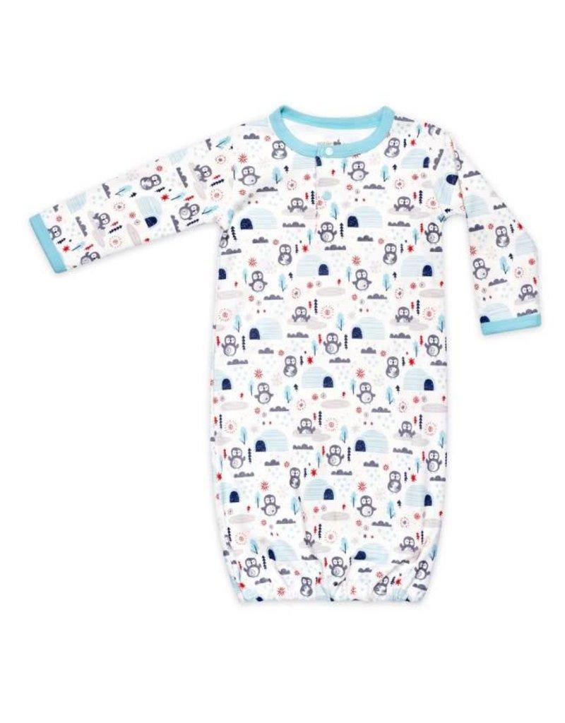 Penguin Boy Sleep Gown