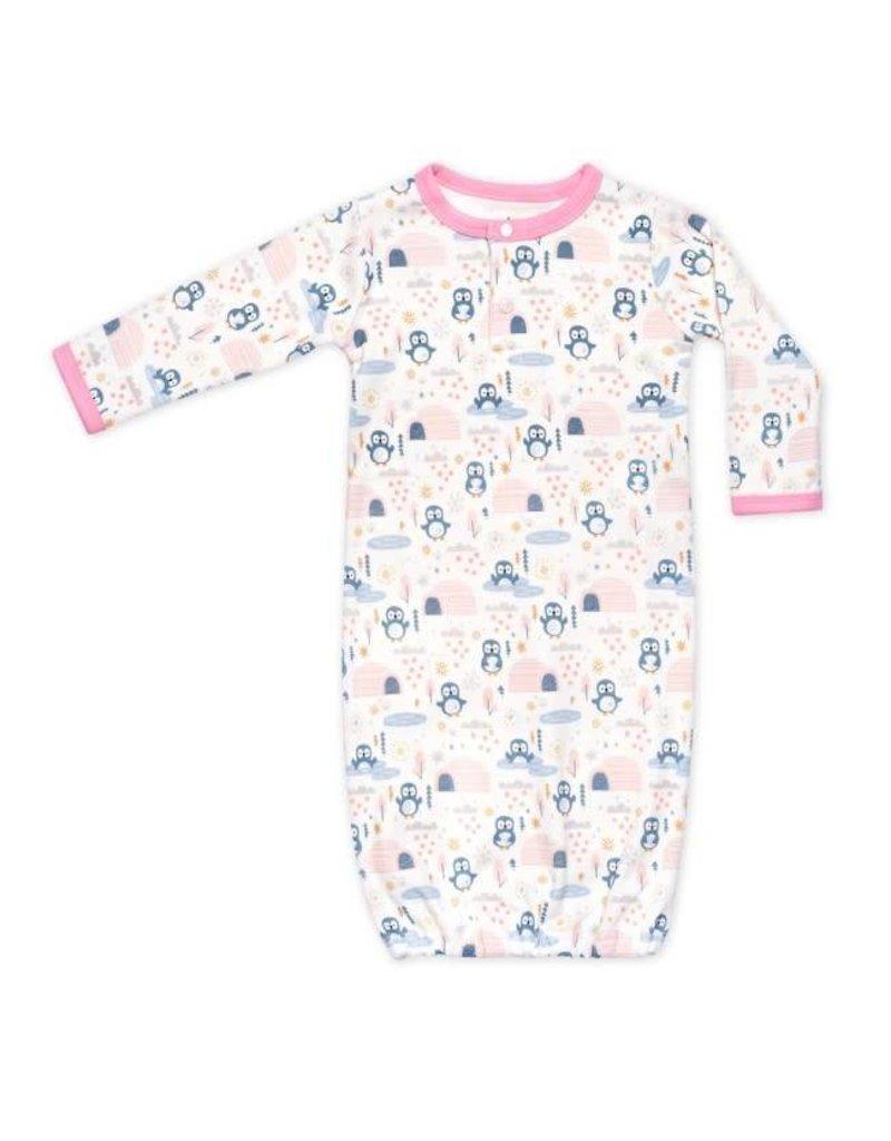 Apple Park Penguin Girl Sleep Gown