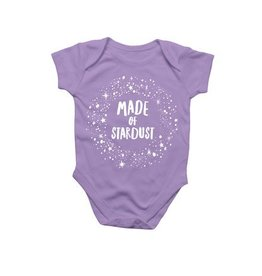Rock Scissor Paper Pint Sized Onesie - Made of Stardust