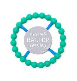 Bella Tunno Happy Teether - Baller