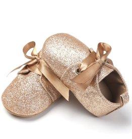 Sparkle Shoes, Gold