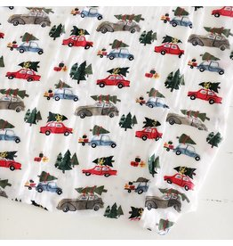 Cotton Swaddle - Holiday Haul