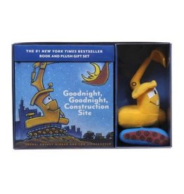 Chronicle Books Goodnight, Goodnight Book + Plush Gift Set