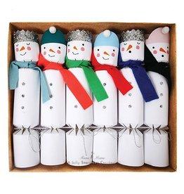 Meri Meri Snowman Crackers