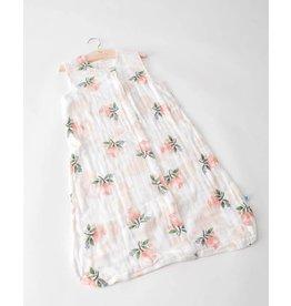 Little Unicorn Cotton Sleep Bag - Watercolor Rose