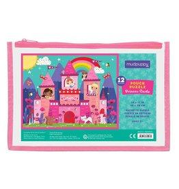 Mudpuppy Puzzle Pouch - Princess Castle