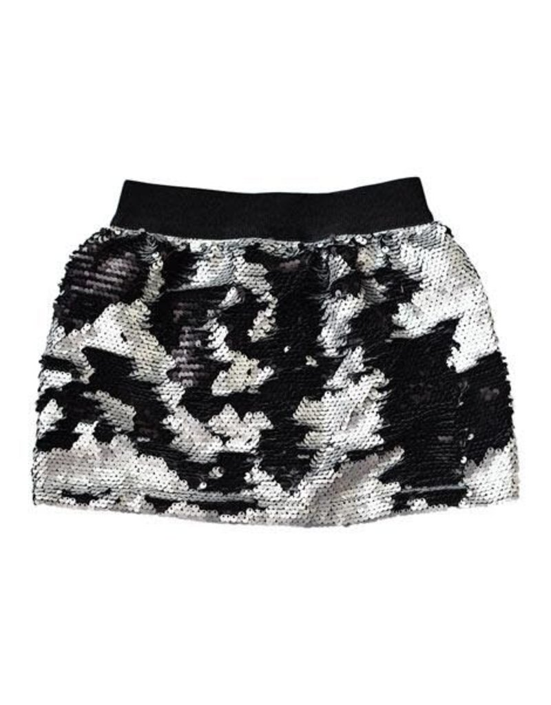 Bailey's Blossoms Magic Color Changing Sequin Skirt