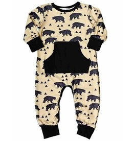 Bailey's Blossoms Grizzly Jumpsuit Romper