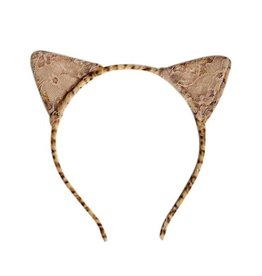 Cat Ears - Brown