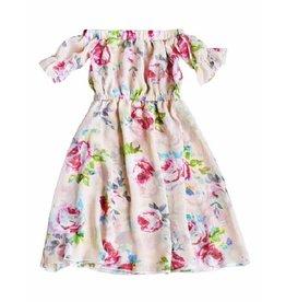 Kristen Cold Shoulder Maxi Dress