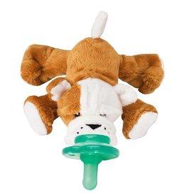 Nookums Paci Plushie - Barkley Bulldog