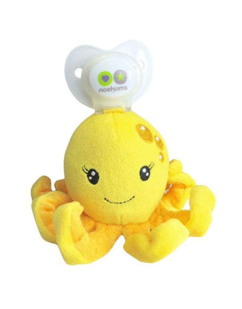 Nookums Paci Plushie - Ollie Octopus