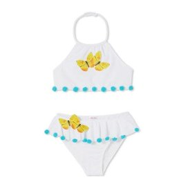 Butterfly Pom Bikini