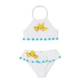 Stella Cove Butterfly Pom Bikini