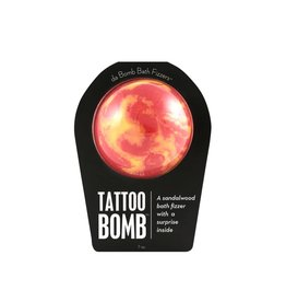 Tattoo Bomb Bath Fizzer