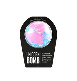 Unicorn Bomb Bath Fizzer