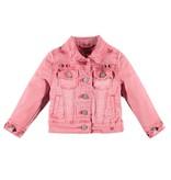 Babyface Pink Lemonade Denim Jacket