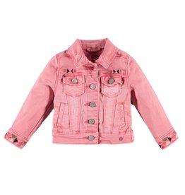 Pink Lemonade Denim Jacket