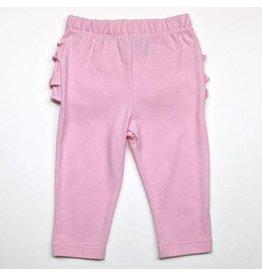 Ruffle Butt Baby Leggings, Dreamy Pink