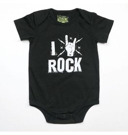 'I Rock' Graphic Bodysuit