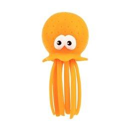 Bath Octopus, Neon Orange