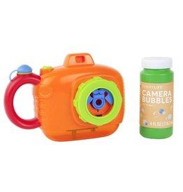 Camera Bubbles, Orange