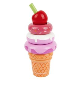 Stacking Toy, Ice Cream