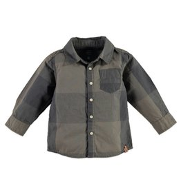 Boys Button Down, Army