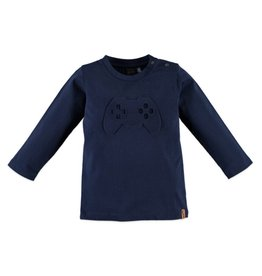 Gamer Long Sleeve, Deep Blue