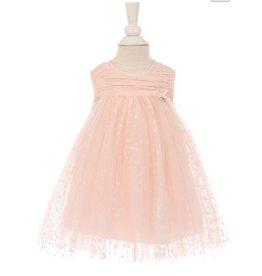 Let's Sparkle Dress, Pink