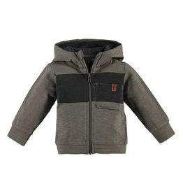 Boys Cardigan, Army