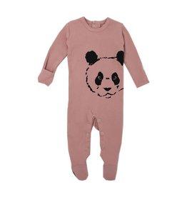 Organic Sleeper, Mauve Panda